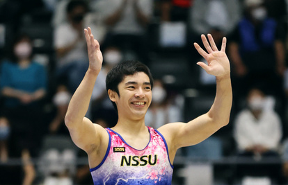 体操の白井健三選手が現役引退!今後はどうなる?